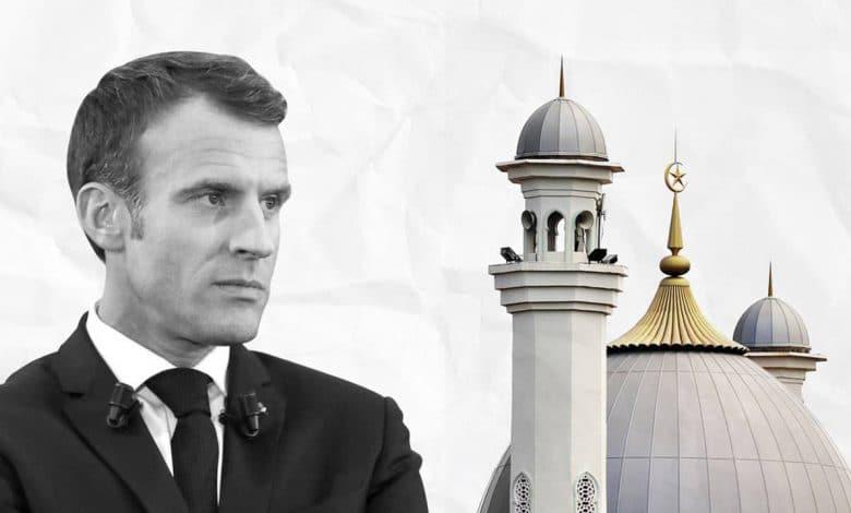 ماكرون والإسلام الشيطنة والتخويف وتآكل الحريات