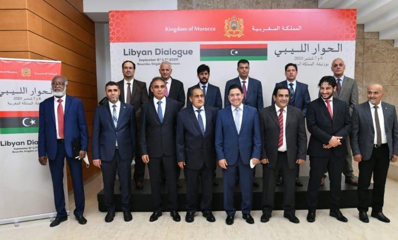 الحوار الليبي ومحادثات بوزنيقة 2 الحيثيات والمآلات
