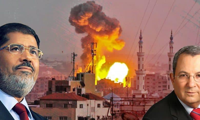 رسائل كلينتون إيهود باراك كان يخشى عواقب اجتياح غزة في 2012
