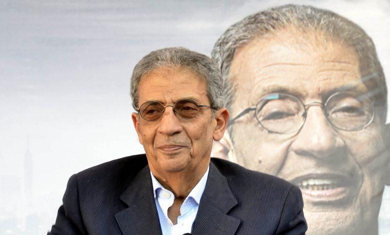 رسائل كلينتون العسكر والإخوان رجحوا فوز عمرو موسى قبل تقدم الإخوان بمرشحهم