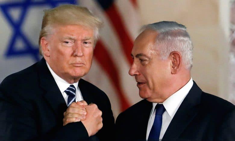 إستراتيجية ترامب وتقوية مكانة إسرائيل في الشرق الأوسط