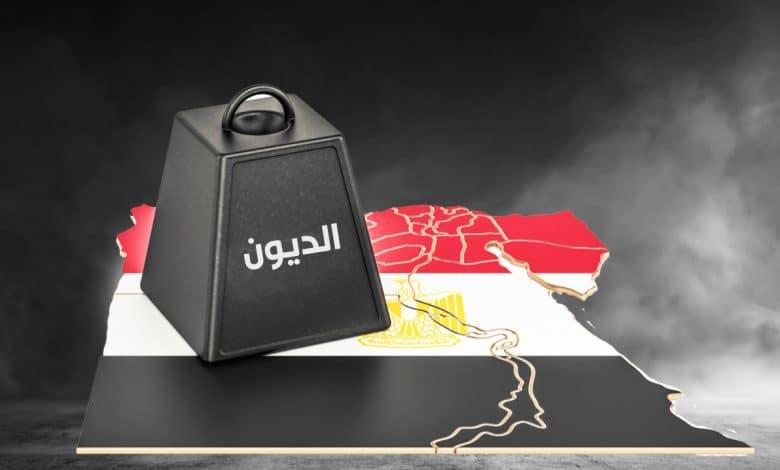 الدين الخارجي المصرى يتخطى 124 مليار دولار