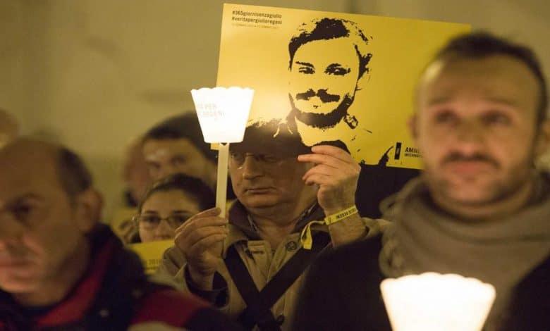تقارير متابعة قضية ريجيني في الإعلام الإيطالي