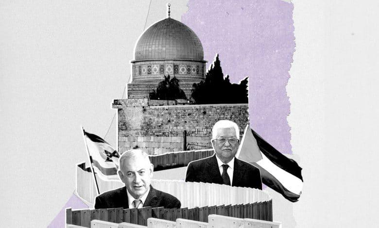 استراتيجية إدارة بايدن تجاه القضية الفلسطينية