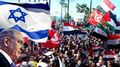 Photo of السياسة الإسرائيلية في مواجهة الثورات العربية