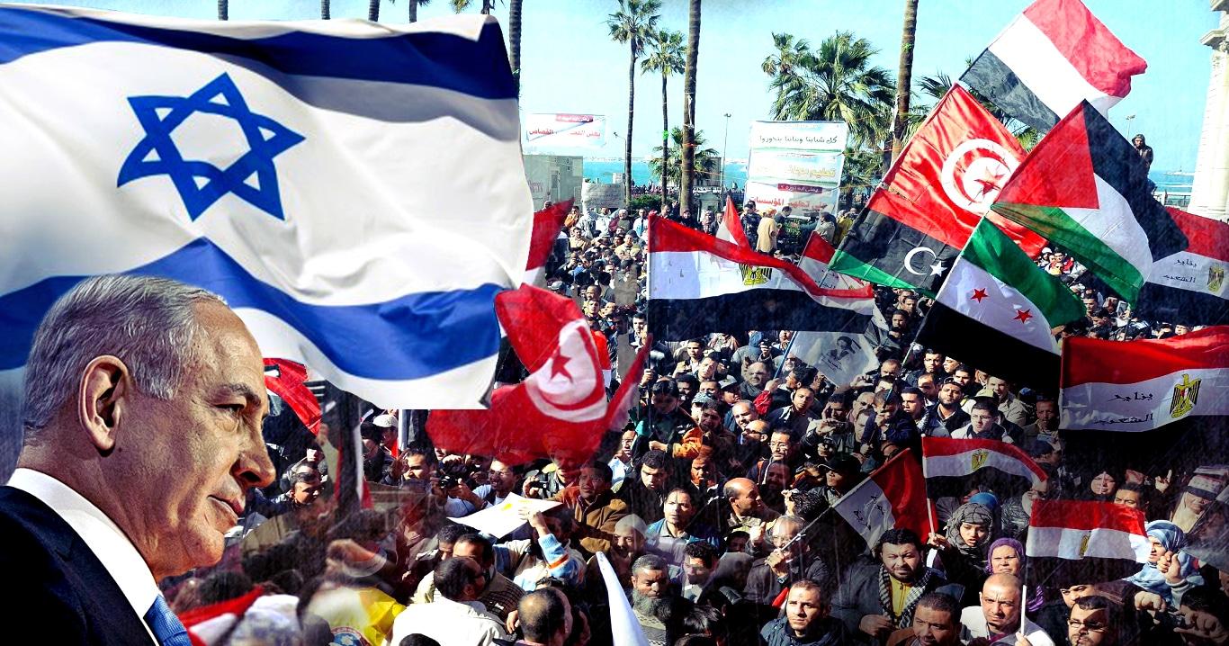 السياسة الإسرائيلية في مواجهة الثورات العربية