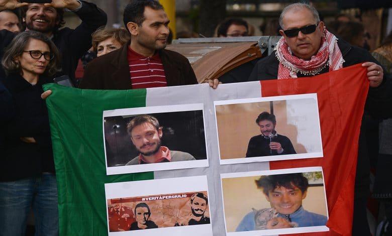 تقارير متابعة قضية ريجيني في الإعلام الإيطالي 7