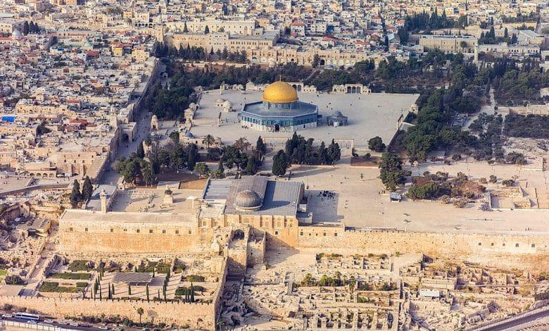 تنامي الأطماع الإقليمية للإشراف على الحرم القدسي