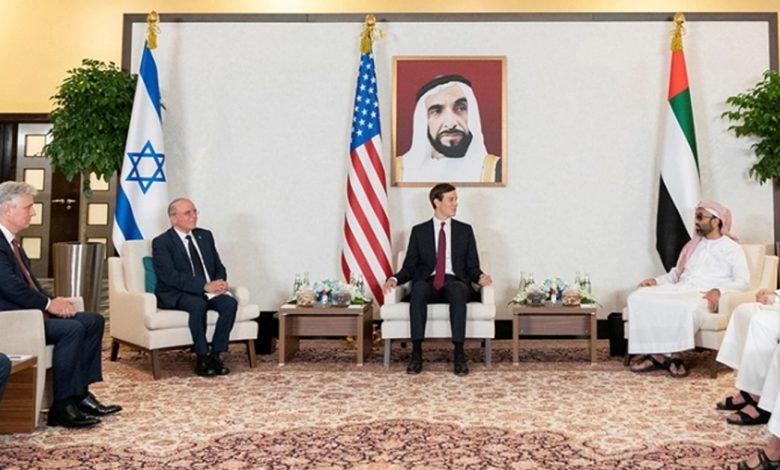 توجهات إدارة بايدن: الصفقة الإماراتية الإسرائيلية