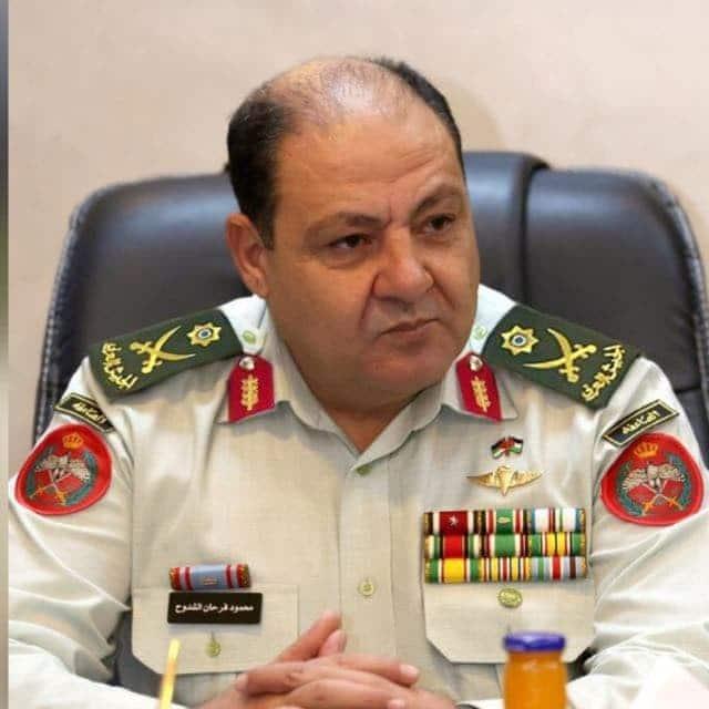 Photo of لواء دكتور/ محمود فرحان