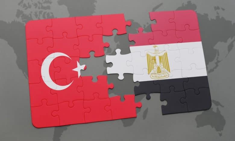 التقارب المصري التركي الحدود والأبعاد