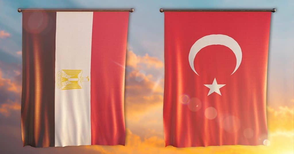 ملاحظات على التقارب المصري التركي