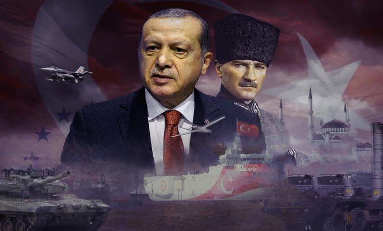 قراءة في المشروع الإقليمي لتركيا