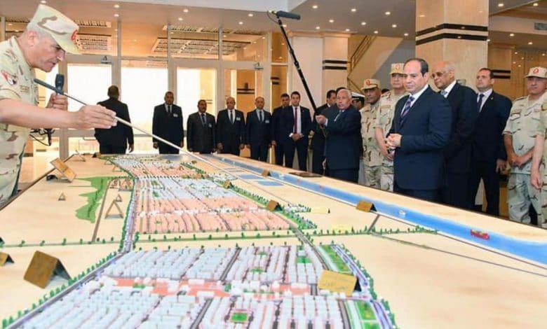 مصر الهيئة الهندسية والمشروعات القومية ـ تحصين وتمكين