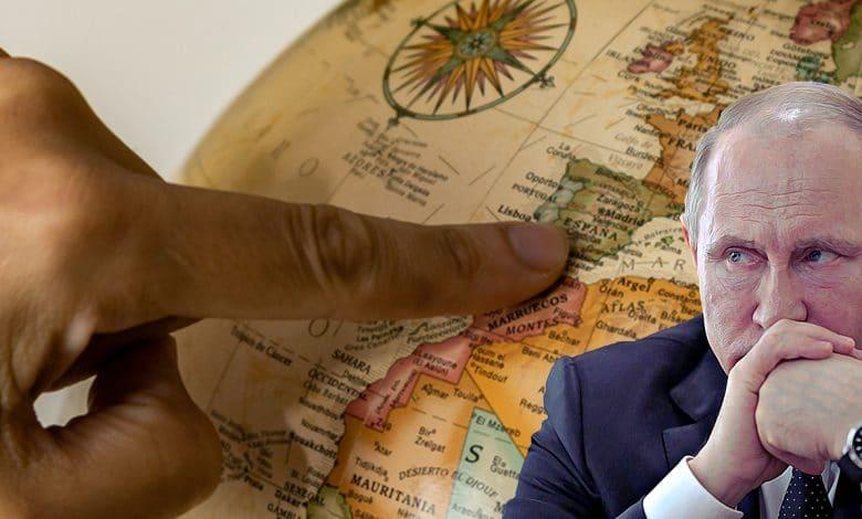 الاستراتيجية الروسية تجاه أزمة الصحراء الغربية