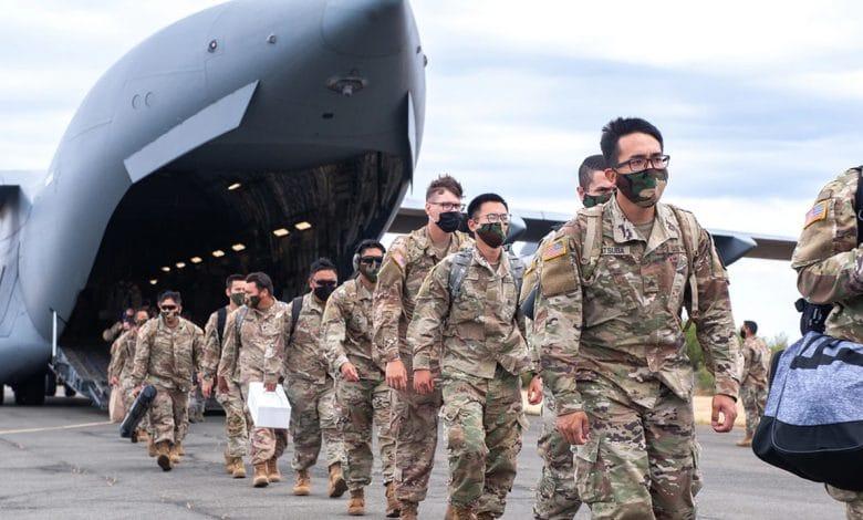 التحولات في منهج الحضور العسكري الأمريكي في الشرق الأوسط