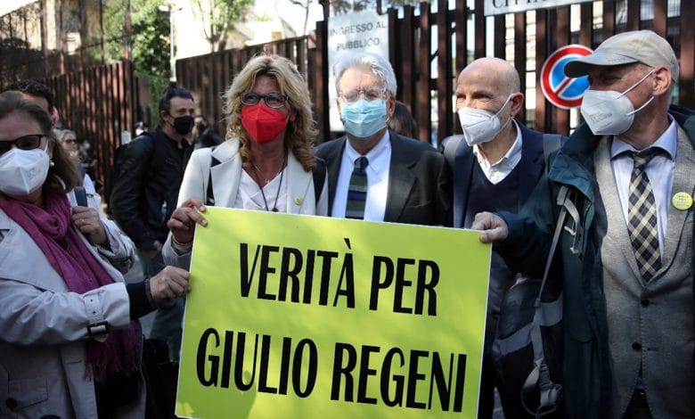 تقارير متابعة قضية ريجيني في الإعلام الإيطالي (13)