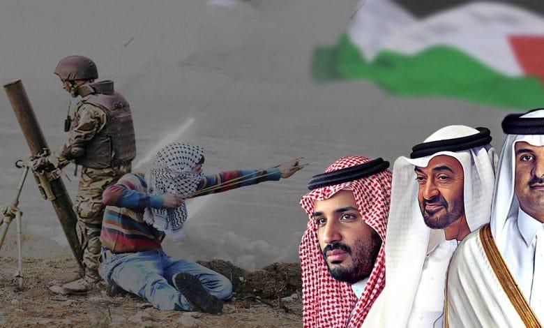 مواقف الدول الخليجية من الانتفاضة الفلسطينية 2021