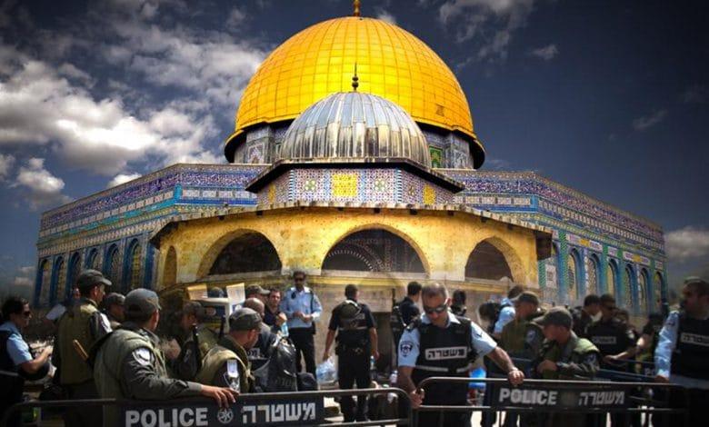 قراءة في المخططات الإسرائيلية لتهويد القدس والأقصى