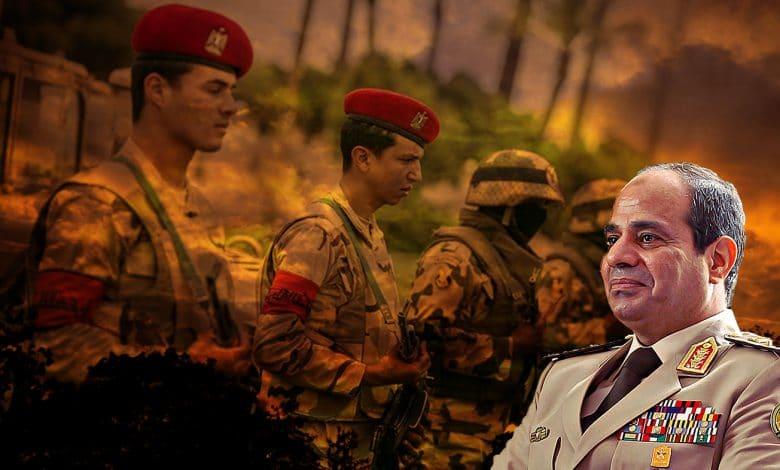 مصر: حركة تنقلات الجيش ـ يونيو 2021