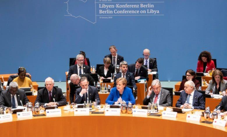 ليبيا ومؤتمر برلين 2 الحيثيات والتحديات