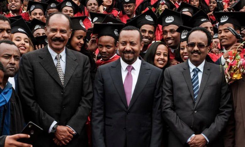 التحالف الثلاثي بين إثيوبيا وإريتريا والصومال.. الطموحات والنتائج