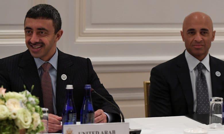 دلائل على تدخل الإمارات في السياسة الأمريكية