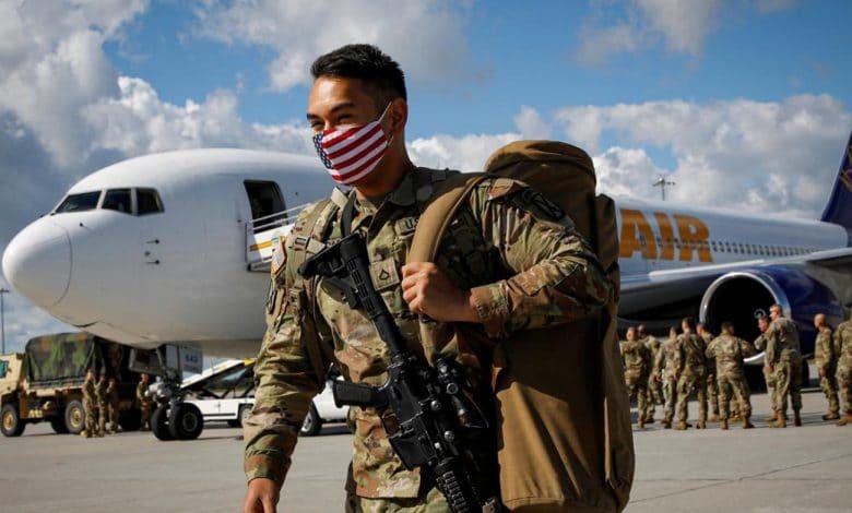 جيسيكا ماثيوز: القوة الأمريكية ما بعد أفغانستان